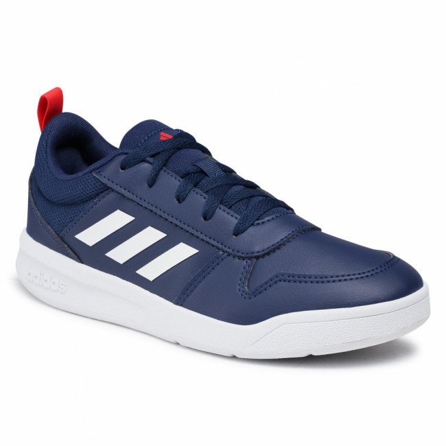 Topánky adidas - Tensaur K S24035 Dkblue/Ftwwht/Actred
