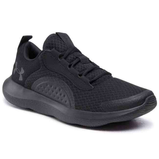 Topánky UNDER ARMOUR - Ua Victory 3023639-003 Blk