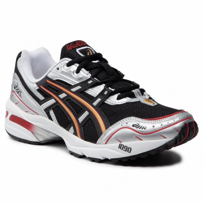 Sneakersy ASICS - Gel-1090 1021A275  Black/Pure Gold 003