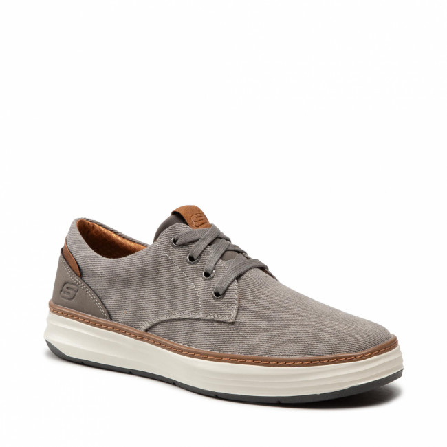 Poltopánky SKECHERS - Ederson 65981/TPE Taupe