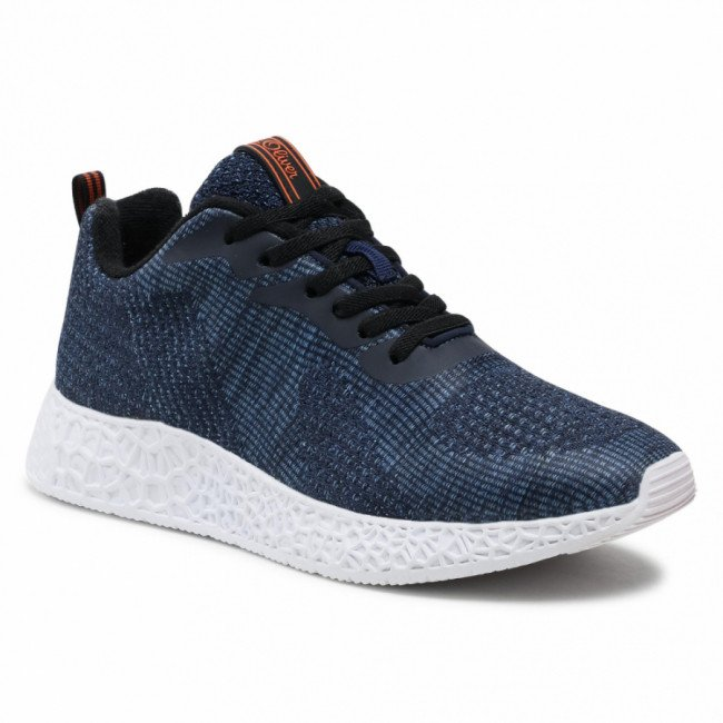 Sneakersy S.OLIVER - 5-13623-26 Navy 805