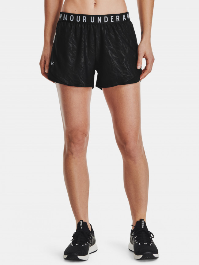 Under Armour kraťasy Play Up Shorts Emboss 3.0-BLK