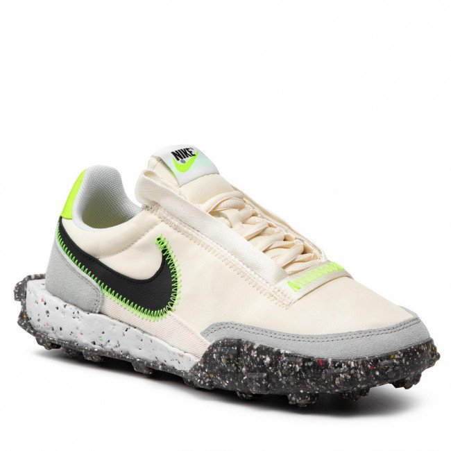 Topánky NIKE - Waffle Racer Crater CT1983 102 Pale Ivory/Black