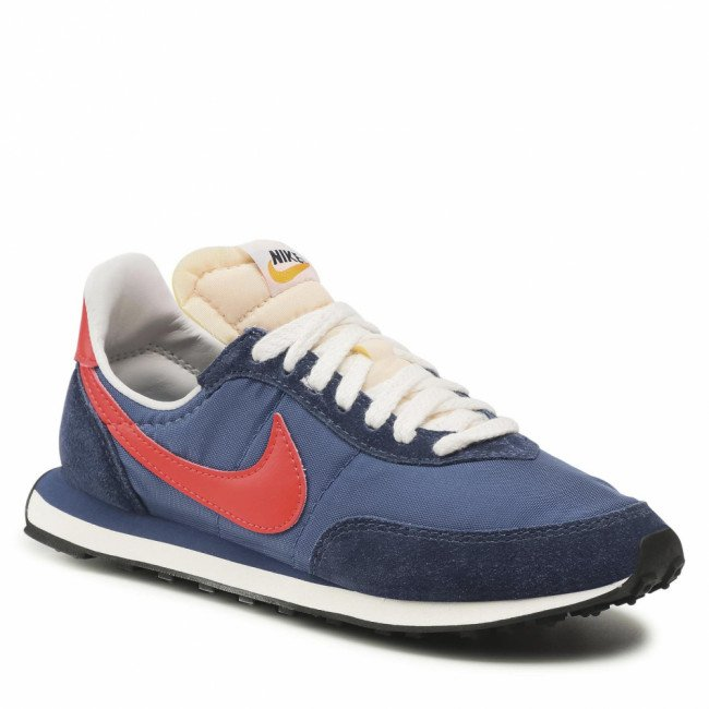 Topánky NIKE - Waffle Trainer 2 Sp DB3004 400 Midnight Navy/Max Orange