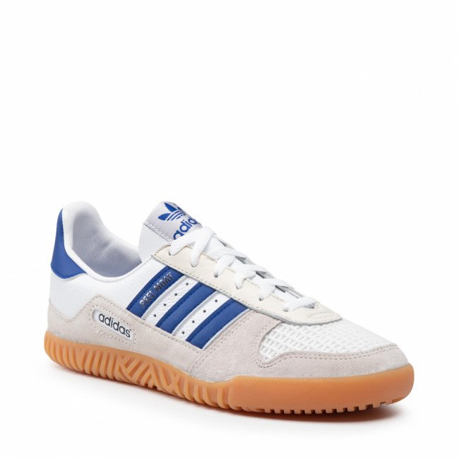 Topánky adidas - Indoor Comp H01794 Ftwwht/Royblu/Cwhite