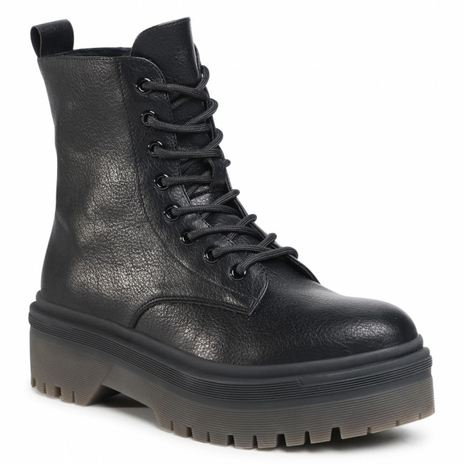 Outdoorová obuv COLORS OF CALIFORNIA - HC.MARBOOT012 Black