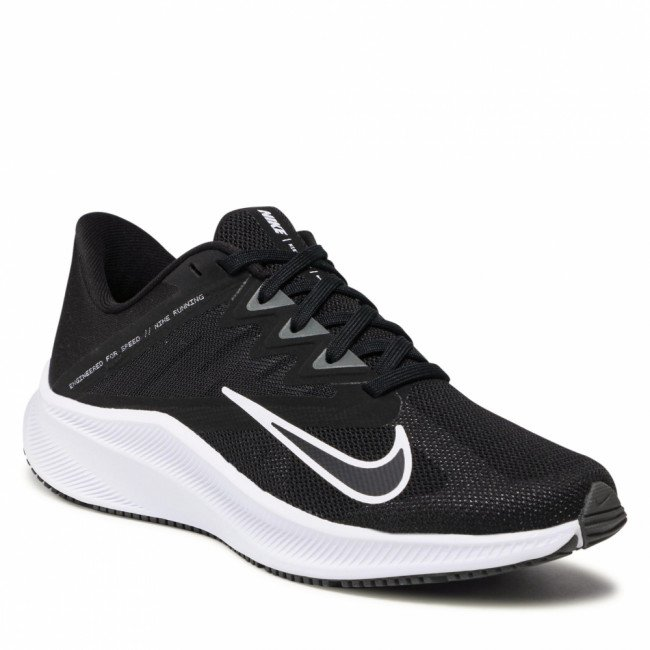 Topánky NIKE - Quest 3 CD0232-002 Black/White/Iron Grey