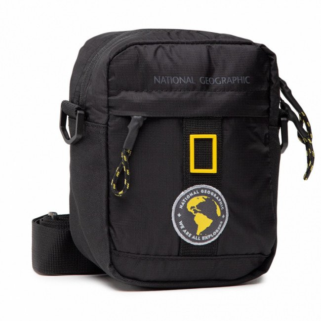Brašna NATIONAL GEOGRAPHIC - Pouch N16980.06 Black